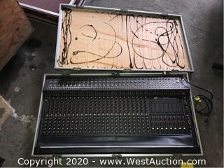 Peavey MK-IV 24 Ch. 24x8 Monitor Mixer
