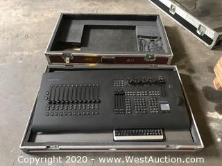 Strand Lighting Palette Classic DMX Console