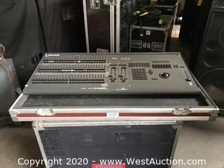 NSI MC 24/48 Memory Lighting Console With Road Case