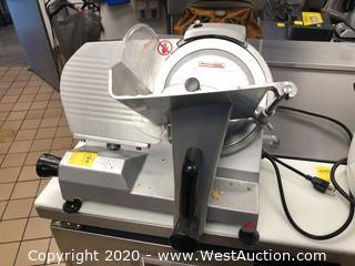Costway Commercial Meat Slicer