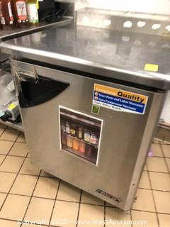 Turbo Air TUR-28SD Under Counter Refrigerator