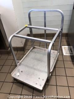 Aluminum Flatbed Cart