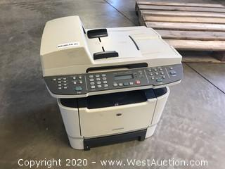 HP Laser Jet M2727nf Printer