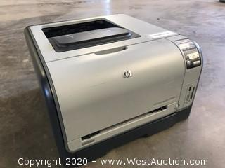HP Color Laser Jet CP1518ni Printer