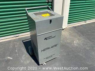 HEPA-Aire Portable Air Scrubber