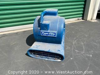 Powr-Flite PD2500 Powr-Dryer