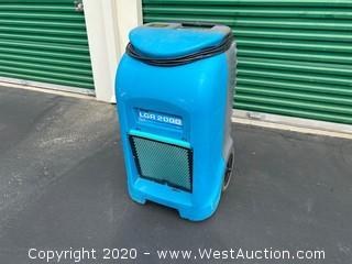 Dri-Eaz DrizAir LGR 2000 Dehumidifier