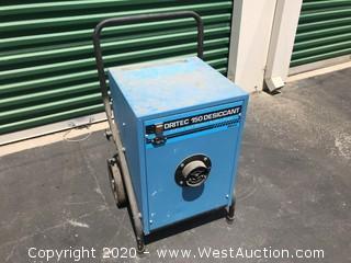Dri-Eaz Dritec 150 Desiccant Dehumidifier