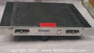 Stewart Pro Reference 1000 Amplifier