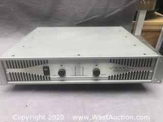 American Audio 2 Channel Amplifier v3000 PLUS
