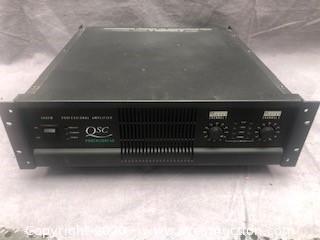 QSC 2 Channel PRO Amplifier PowerLight 4.0