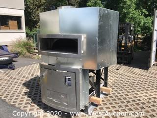 Woodstone Stone Hearth Pizza Oven
