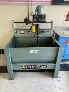 Kwik-Way Honing Machine