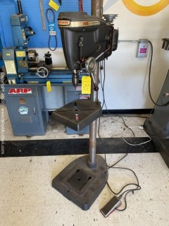 Craftsman Drill Press on Stand
