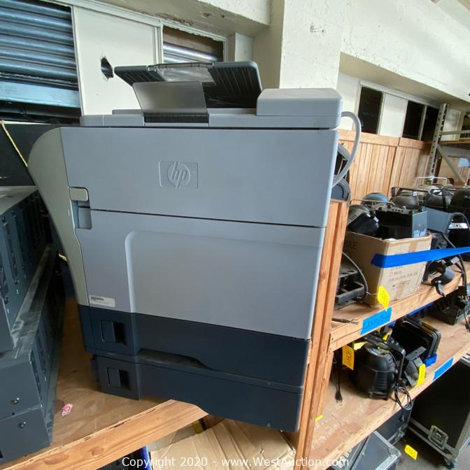 Surplus Auction of Staging, Trusses, Audio Visual Equipment from A Caballero Productions (Part 2)