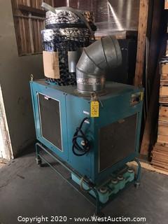 MovinCool Classic 40 Portable Air Conditioner - 3ton / 39000 BTU