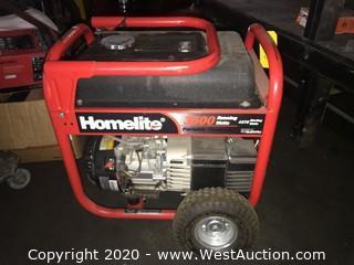 Homelite 3500 Portable Generator