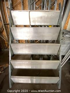 Aluminum Stage Stairway 6x4