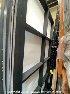"""(5) Wood Panels 101"""" x 43"""" x 3"""""""