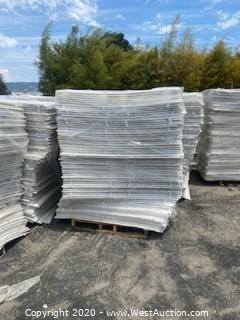 (1) Pallet of PowerBase Shock Pads for Artificial Turf