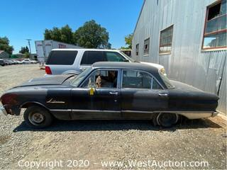 1962 Ford Falcon (Not Running)