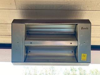 Fostoria Outdoor Ceiling Mounted Heater