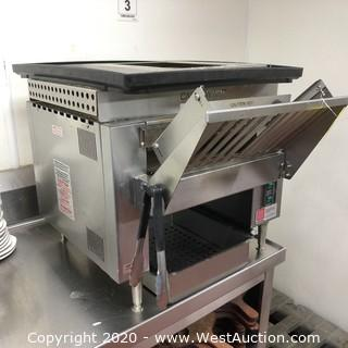 Marshall Air FR13T Conveyor Toaster