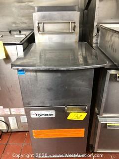 Frymaster Natural Gas Floor Fryer