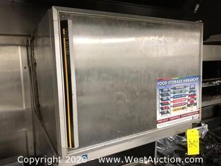Silver King SKSR/COB Commercial Refrigerator