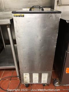 SilverKing Mobile Ice Cream Freezer