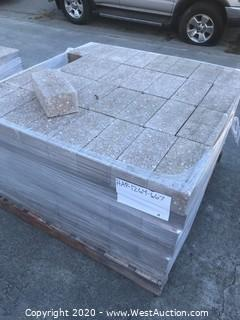 (1) Pallet of Hanover Paver 6'' X 12'' X 4'' Thick