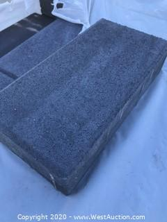 (1) Pallet of Ackerstone Charcoal Facemix Paver 6'' X 12'' X 60mm Thick