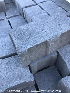 (1) Pallet of Ackerstone 4'' X 8'' X 80mm Thick Permeable Paver