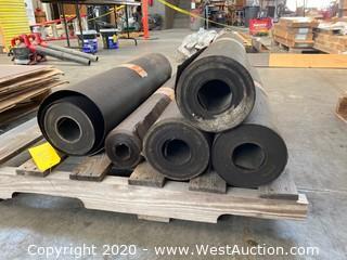 (4) Rolls of Type 30 Asphalt Felt