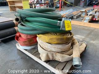 (8) Hoses with Nozzles