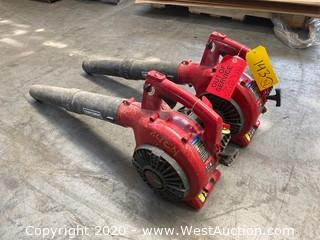 (2) Craftsman Leaf Blowers (for parts)
