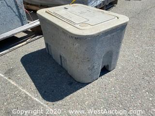 Christy Meter Box Concrete Water Lid