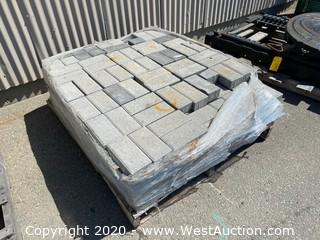 Pallet of Paving Bricks