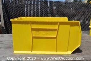 (2) Quantum QUS997 Hulk Storage Containers