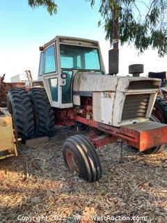 Case 1370 Agri King Tractor