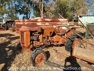(2) Tractors