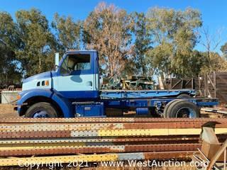1999 Sterling Propane Truck (registered junk)