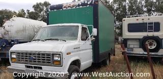 1987 Ford Box Truck