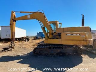 John Deere 690 Excavator