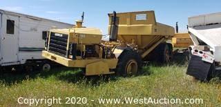 Caterpillar D250B Articulating Dump Truck