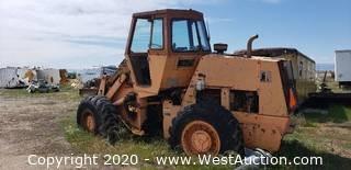 Case W20C Tractor