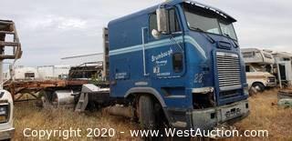 1994 Freightliner (registered junk)