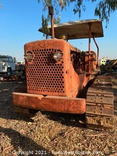 1960s Allison Chalmers HD 11 Tractor