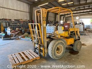 PhiLift 4,000lb Diesel Forklift