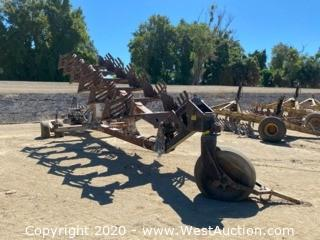 Wilcox 6-Bottom Rollover Plow